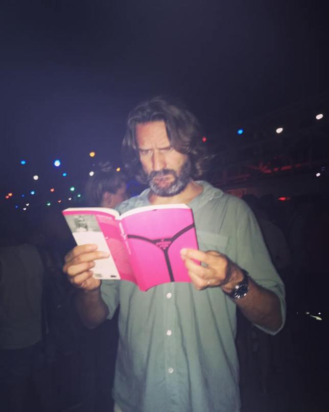 Бегбеде чета романа
